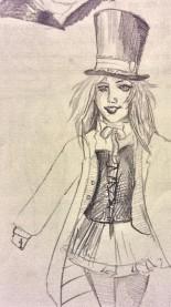 Mad hattress